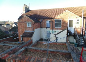 Thumbnail 1 bed flat to rent in The Turrets, Thorpe Street, Raunds, Wellingborough