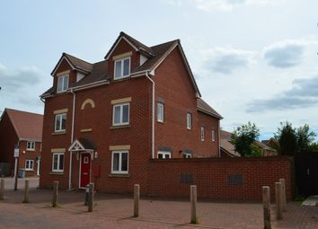 Thumbnail 4 bed detached house to rent in Kings Sconce Avenue, Newark