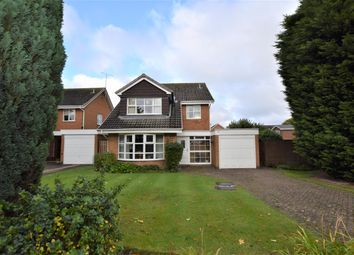 Thumbnail 4 bed detached house for sale in Purnells Way, Knowle, Solihull