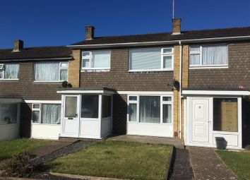 Thumbnail 3 bed terraced house for sale in Northbourne Close, Shoreham-By-Sea