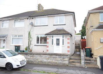 Thumbnail 3 bed semi-detached house for sale in Graig Park Villas, Malpas, Newport