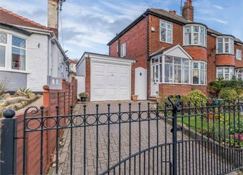 Thumbnail 3 bed semi-detached house for sale in Hustler Road, Bridlington, East Riding Of Yorkshire