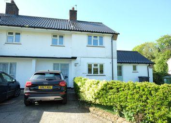 Thumbnail 3 bed semi-detached house to rent in Bradenham, Thetford, Norfolk