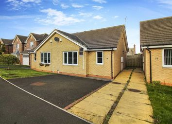 Thumbnail 1 bed bungalow for sale in Briar Vale, Whitley Bay, Tyne And Wear