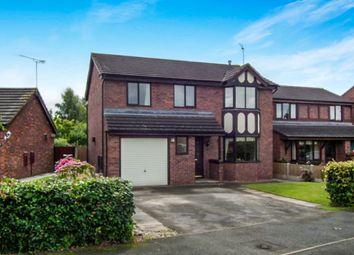 Thumbnail 4 bed detached house to rent in Mercer Way, Nantwich