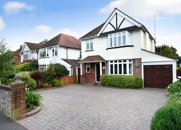 Thumbnail 3 bedroom detached house for sale in Poulters Lane, Broadwater, Worthing