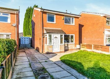 Thumbnail 3 bed detached house to rent in Ravenwood Drive, Audenshaw, Manchester