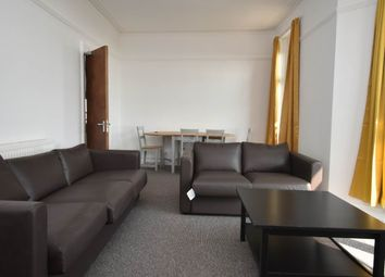 Thumbnail 3 bed flat to rent in Richmond Road, Uplands, Swansea
