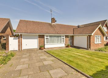 Thumbnail 3 bed detached bungalow for sale in Heron Way, Horsham