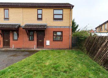 Thumbnail 1 bed end terrace house for sale in Ashridge Close, Ashridge Close