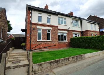 Thumbnail 3 bed semi-detached house for sale in Brookfield Lane, Macclesfield, Cheshire