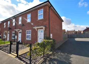 Thumbnail 2 bed end terrace house for sale in Dales Way, Louth, Lincs