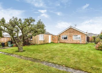Thumbnail 2 bed detached bungalow for sale in Marram Way, Heacham, King's Lynn