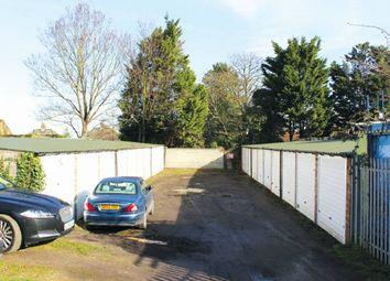 Thumbnail Parking/garage for sale in Dartford Road, Dartford