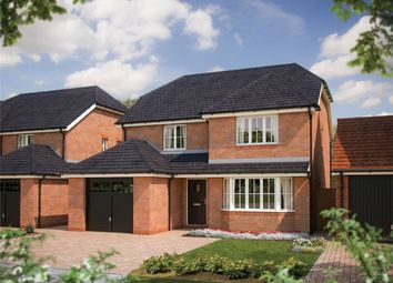 Thumbnail 4 bed detached house for sale in The Haddon, St Marys, King Fields, Biddenham