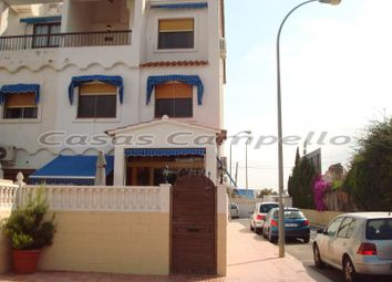 Thumbnail Town house for sale in Urb. Albayna I, 03560, Alicante, Spain