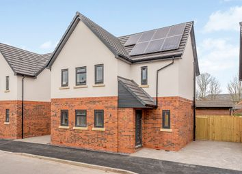 Thumbnail 4 bedroom detached house for sale in The Chantry, Calveley, Tarporley