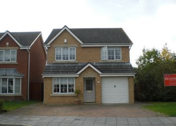 Thumbnail 4 bed detached house for sale in Cherrywood, Heaton, Newcastle Upon Tyne