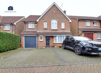 Thumbnail 4 bed detached house for sale in Markham Close, Borehamwood