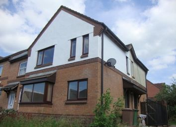 Thumbnail 2 bedroom end terrace house to rent in Cypress Close, Plympton, Plymouth