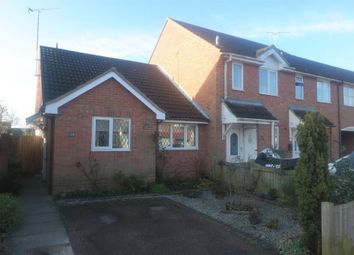 Thumbnail 2 bed terraced bungalow to rent in Albrighton Croft, Highwoods, Colchester