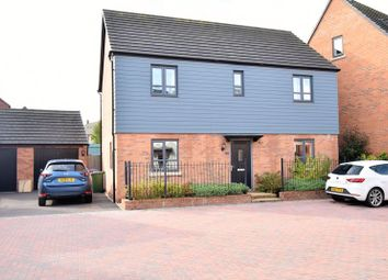 4 bed detached house for sale in Peregrine Drive, Lawley, Telford TF4