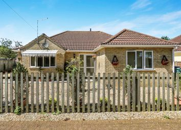 Thumbnail 3 bed detached bungalow for sale in Station Road, Attleborough