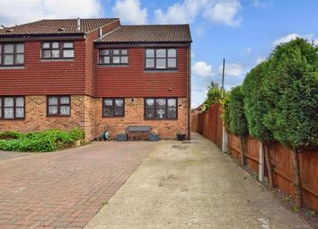 Thumbnail 3 bed semi-detached house for sale in Watercress Close, Sevenoaks, Kent