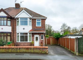 3 bed semi-detached house for sale in Shadewood Crescent, Grappenhall, Warrington WA4