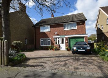 Thumbnail 4 bed detached house for sale in Hare Street, Harlow
