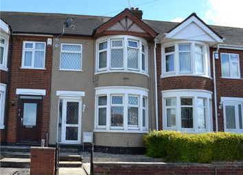 Thumbnail 3 bedroom terraced house for sale in St. Ives Road, Wyken, Coventry, West