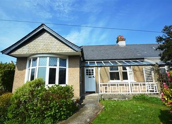 Thumbnail 3 bed semi-detached house for sale in Tregothnan Road, Falmouth