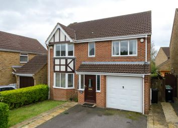 Thumbnail 4 bed detached house for sale in Heritage Close, Peasedown St. John, Bath