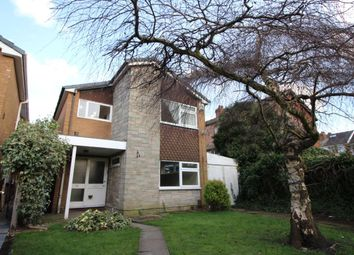 Thumbnail 4 bed detached house to rent in Cunliffe Drive, Sale