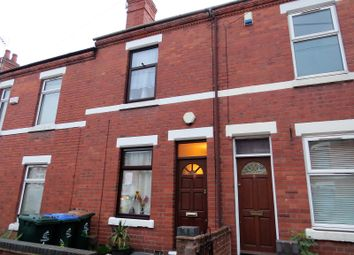 Thumbnail 4 bed terraced house for sale in Broomfield Road, Earlsdon, Coventry