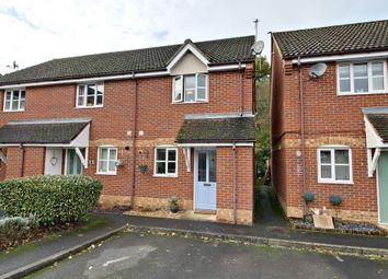 Thumbnail 2 bed end terrace house for sale in Bechin Close, Church Crookham, Fleet