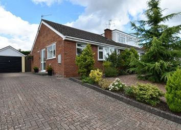 Thumbnail 2 bed semi-detached bungalow to rent in Sanctuary Close, Worcester