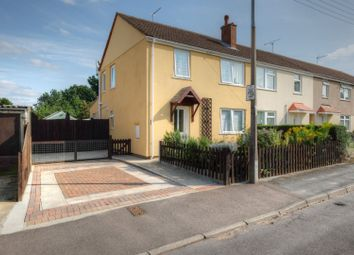 Thumbnail 3 bed semi-detached house for sale in Pleasant Place, Beccles