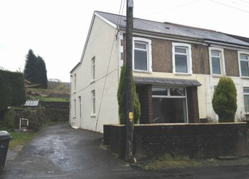 Thumbnail 3 bed end terrace house to rent in Bryn Awel, Crynant, Neath
