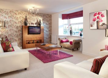 "Thumbnail 4 bedroom detached house for sale in ""Hollinwood"" at Swanlow Lane, Winsford"