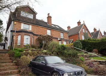Thumbnail 3 bed semi-detached house for sale in North Farm Road, Tunbridge Wells