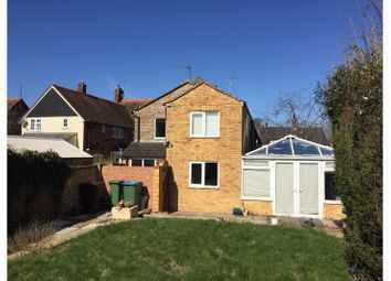 Thumbnail 3 bed end terrace house for sale in Baker Street, Waddesdon