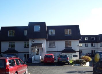 Thumbnail 2 bed flat to rent in Trevarthian Road, St. Austell