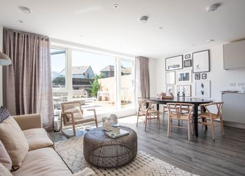 Thumbnail 1 bed flat for sale in Ropetackle, Shoreham-By-Sea