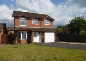 Thumbnail 4 bed detached house for sale in Harlton Close, Lower Earley, Reading