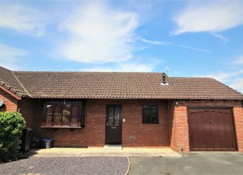 Thumbnail 1 bed detached bungalow to rent in Foxleigh Grove, Wem, Shrewsbury