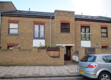 Thumbnail 3 bed maisonette to rent in Chelmer Road, London