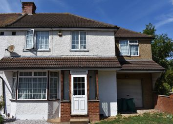 Thumbnail 4 bed terraced house for sale in Brookside Road, Hayes