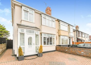 Thumbnail 3 bedroom semi-detached house for sale in Hillcrest Avenue, Liverpool