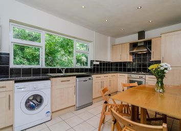 Thumbnail 3 bedroom flat to rent in Arundel Gardens, London